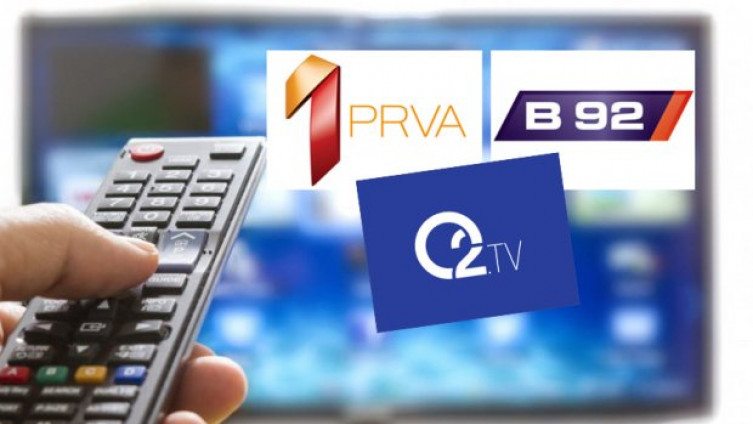 Србија: Прва телевизија, О2 ТВ и сајтот Б92 продадени за 180 милиони евра