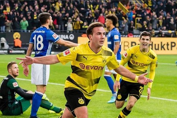 Борусија Дортмунд секогаш станува шампион, кога е лидер на полусезона