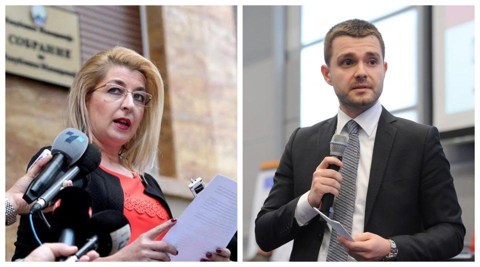 ИK на ВМРО-ДПМНЕ донесе одлуки за кадровски решенија: Ласовска е претседател на УЖ, Муцунски секретар за меѓународна соработка