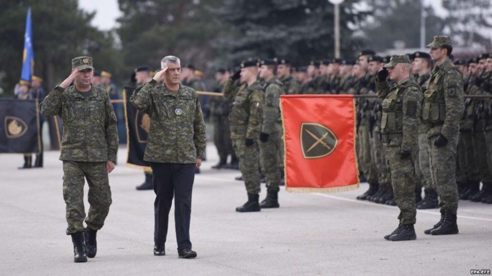 Косово доби војска