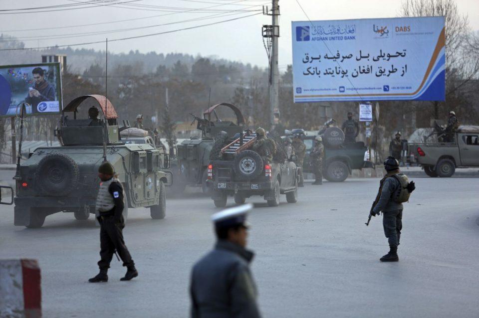 Најмалку 30 луѓе загинаа при нападот во Кабул