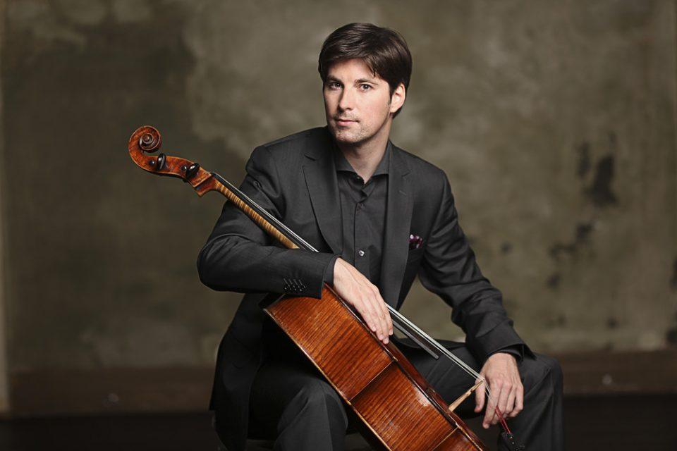 Виртуозот на виолончело Даниел Милер-Шот, солист со Македонската филхармонија