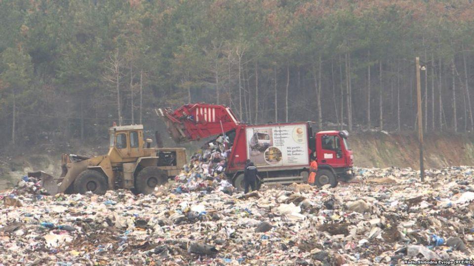 Медицинскиот отпад како обично ѓубре. Последно мерење за загадувањето од работата на Дрисла во декември 2017-та!!!