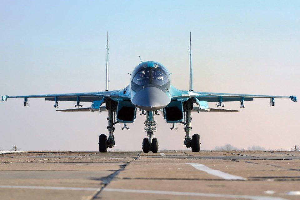 По предупредувањето од Лавров, Русија распореди Сухои на Крим