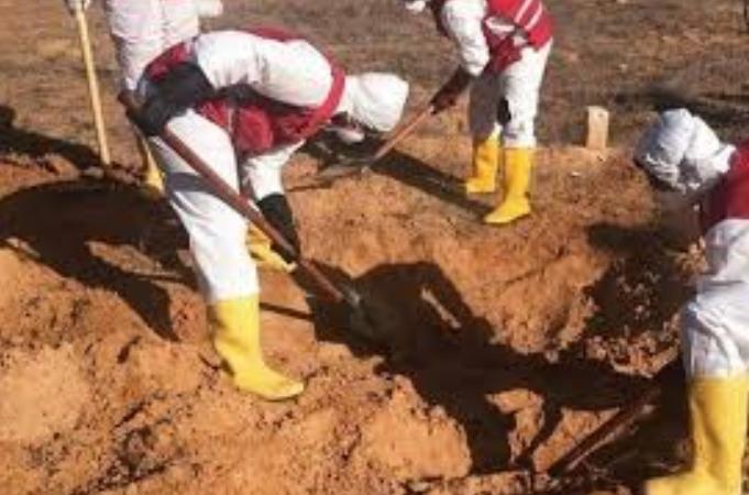 Во масовна гробница пронајдени телата на 34 етиопски христијани, егзекутирани од ИД
