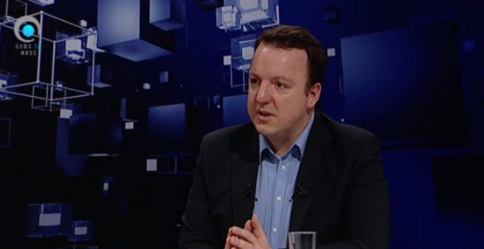 Николоски: Мастер планот на СДСМ за уништување на ВМРО-ДПМНЕ нема да им успее