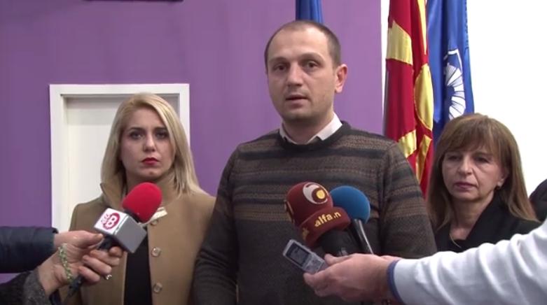 """""""Градоначалникот Јованоски не исполни ништо од тоа што вети пред прилепчани"""""""