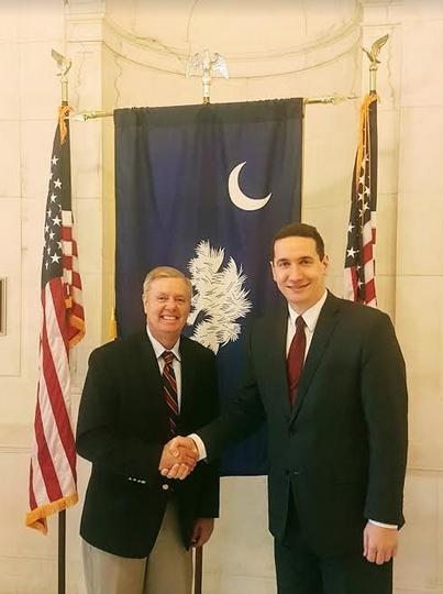 Ѓорчев се сретна со сенаторите Линдзи Греам и Џејмс Ланкфорд