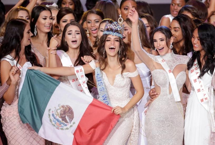 Ванеса Понсе де Леон е нова Мис на светот