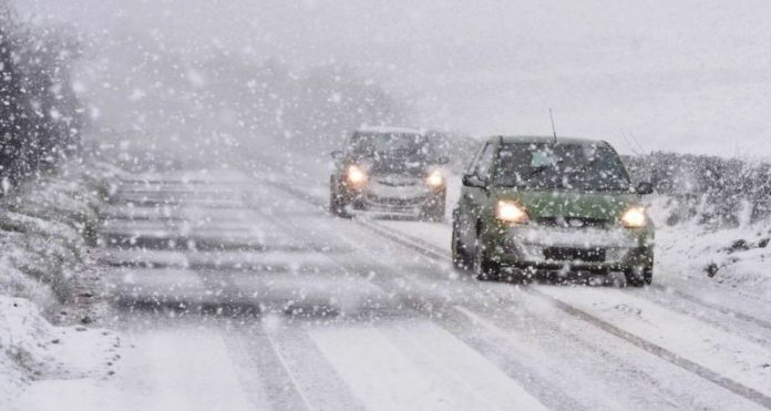Забрана за сообраќај на тешки товарни возила на патот Маврово-Дебар