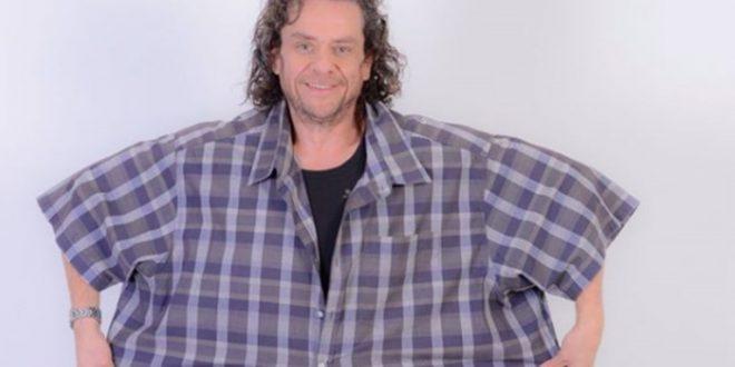 Имал 185 килограми, а сега е тренер: Јадев осум сендвичи со сланина на ден (ФОТО)
