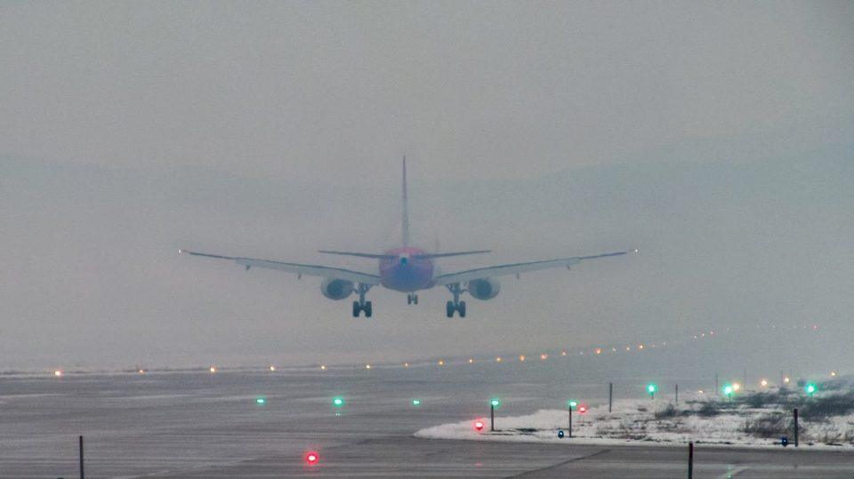 Повторно се откажуваат летови на аеродромот во Скопје