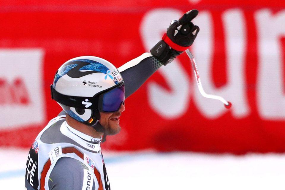 Свиндал со седма победа во Вал Гардена