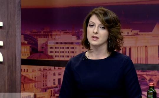 Крстиновска: Младите си одат затоа што чувствуваат дека државата не им обезбедува квалитетен живот