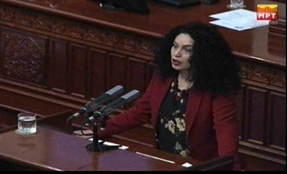 """Лашкоска до Заев: Аман доста е од вашите """"храбри"""" чекори, страдаат граѓаните и државата"""