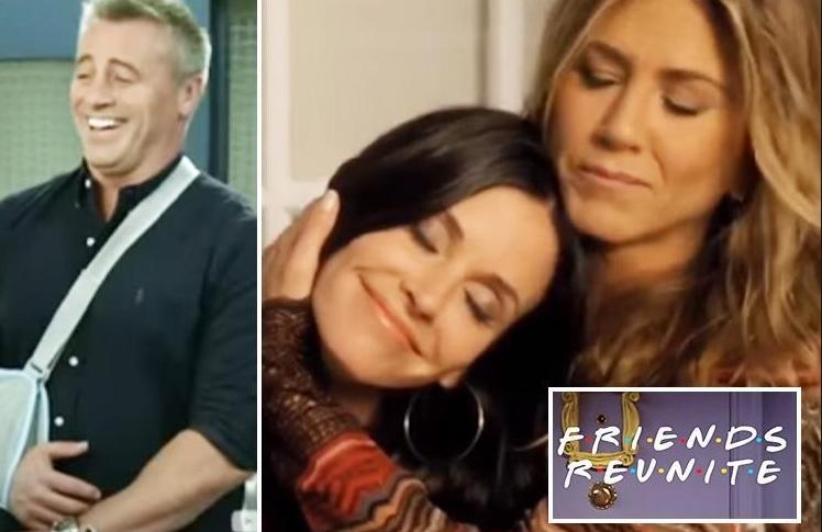 """Беа најдобри другарки во серијата """"Пријатели"""": Погледнете како изгледаат денес (ФОТО)"""