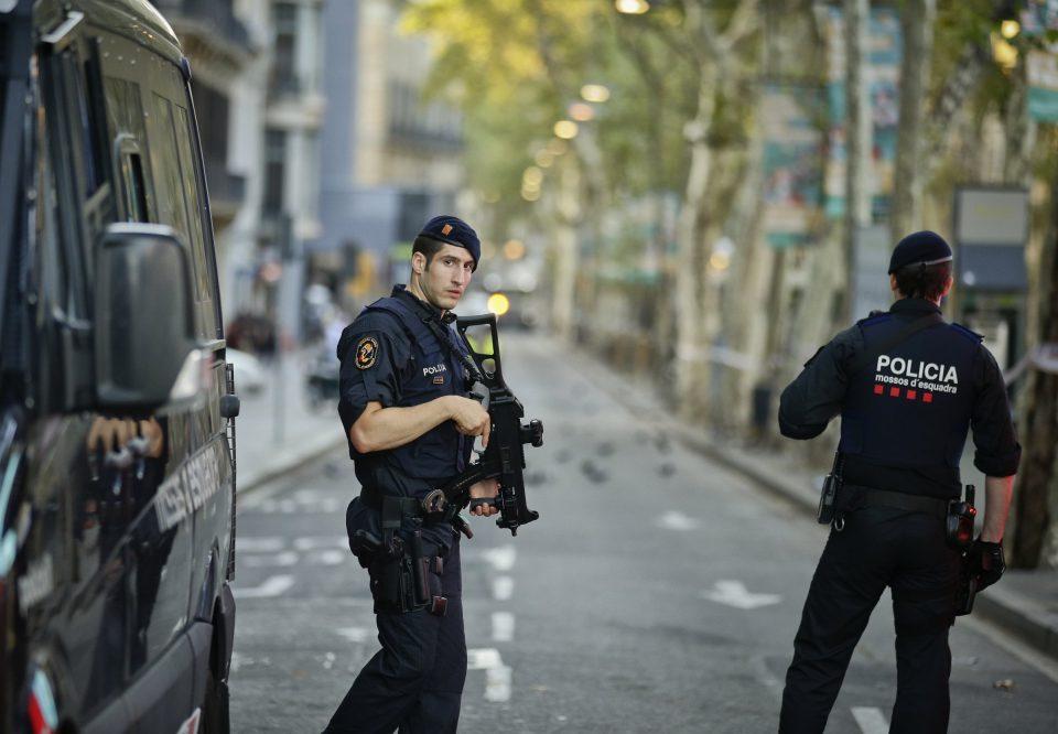 По предупредување од САД, зголемени безбедносните мерки во Барселона