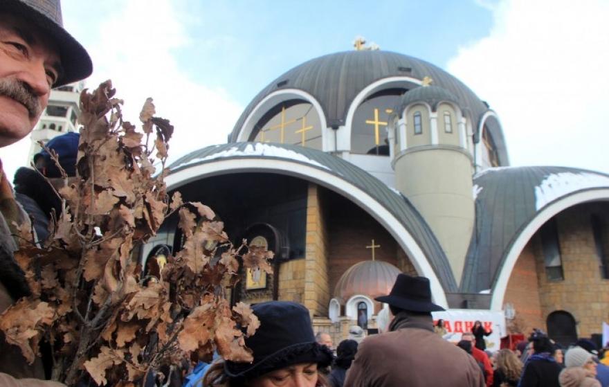 Почнуваат подготовките за традиционалната прослава на Бадник во Скопје