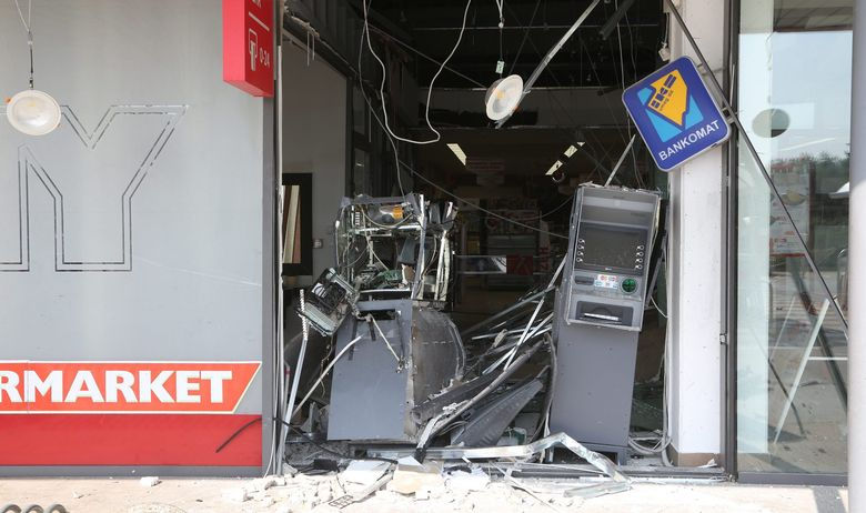 Хрватска: Полицајци при увид за кражба украле пари од банкомат