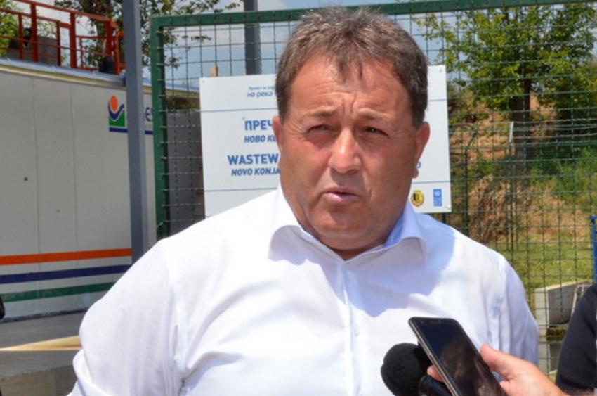 Екс градоначалникот на Ново Село осуден за шверц на цигари излезе порано од затвор