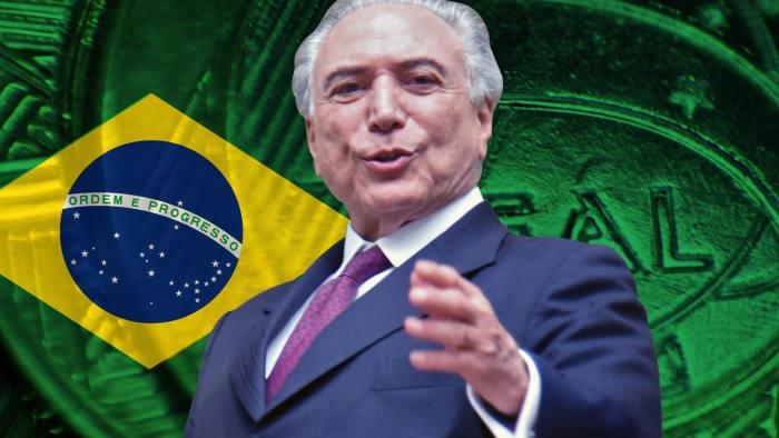 Поднесено обвинение за корупција против бразилскиот претседател