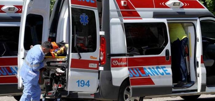 Хаос на автопатот и долги колони возила: Четворица повредени во сообраќајка на патот Струмица-Валандово