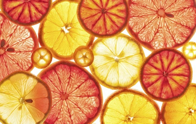 Намалете го холестеролот со помош на цитрусните овошја