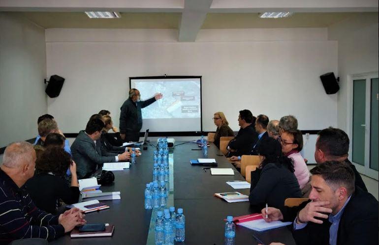 По Бардовци, Ѓорче Петров и Петровец можни локации за новиот Клинички центар, Филипче на средба со градоначалниците
