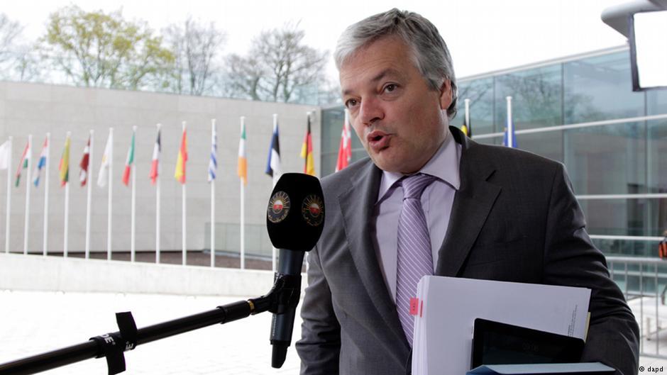 Белгискиот министер за надворешни ја наследува и одбраната