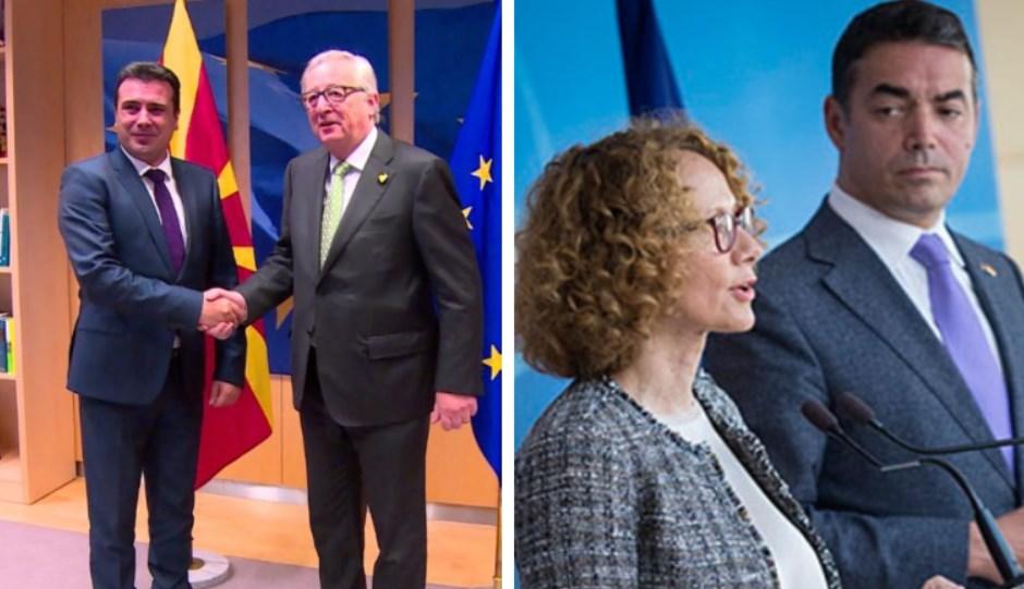 Жестока шлаканица од Брисел за Заев, Димитров и Шекеринска: ЕУ воведува ограничување за челикот, загубите 100 милиони евра