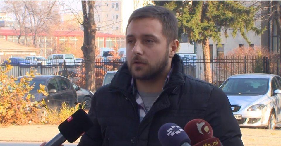 Арсовски: Кога конечно Оливер Спасовски ќе си поднесе оставка за нелегалното прислушување на јавните обвинители и институциите изминативе 2 години?