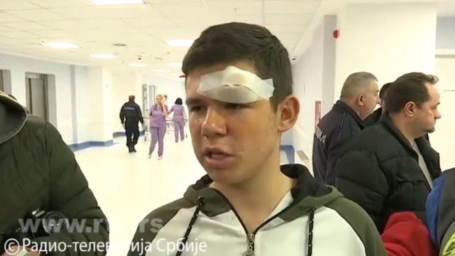 Исповед на момче кое ја преживеа трагедијата кај Ниш: Луѓето плачеа, крв имаше насекаде