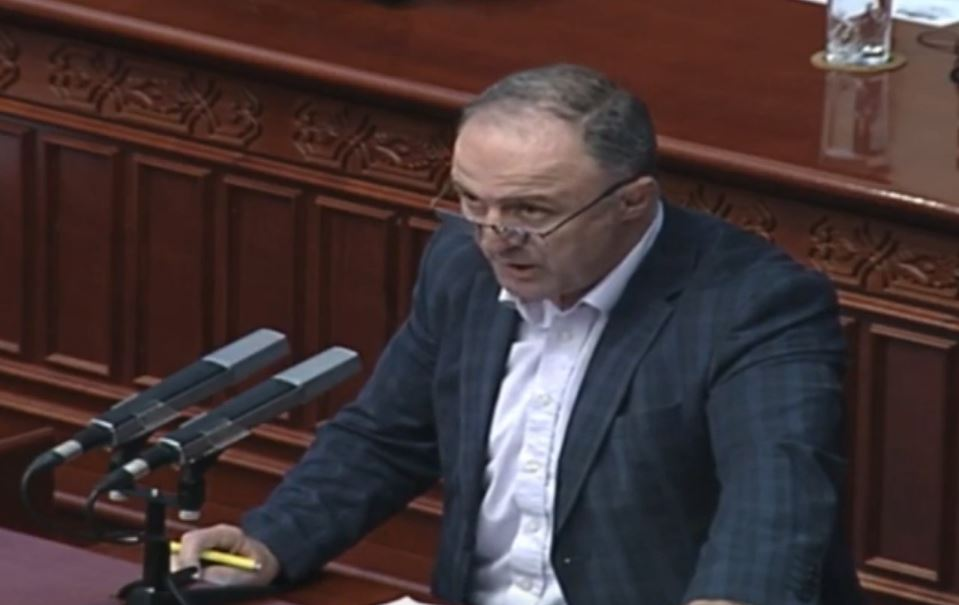 Димков: Собранието нема надлежност да суспендира граѓанска иницијатива