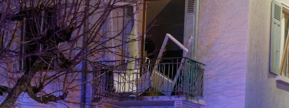Две лица загинаа во експлозија во Франција