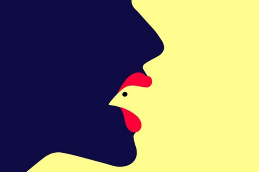 На оваа фотографија има три мотиви: Тоа што прво ќе го забележите открива многу за вас како личност