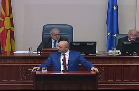 Манојловски: Планот за живот на власта не важи за Тетово