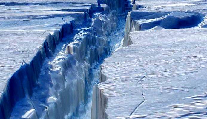 Американски научници: Источен Антарктик алармантно се топи