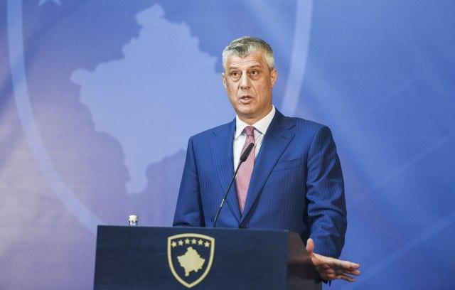 Тачи: Косово е подготвено за компромис со Србија