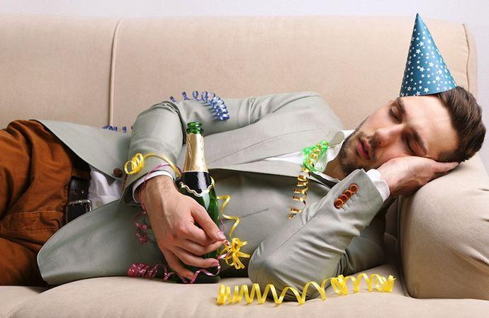 5 причини зошто да ја преспиете Нова Година
