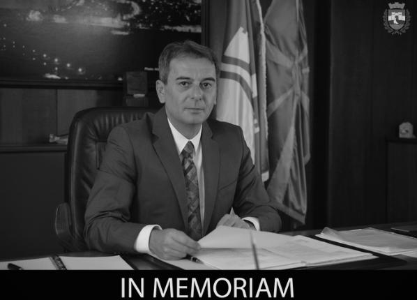 ВМРО-ДПМНЕ ОК Охрид изрази огромно жалење и сочувство за смртта на градоначалникот на Охрид