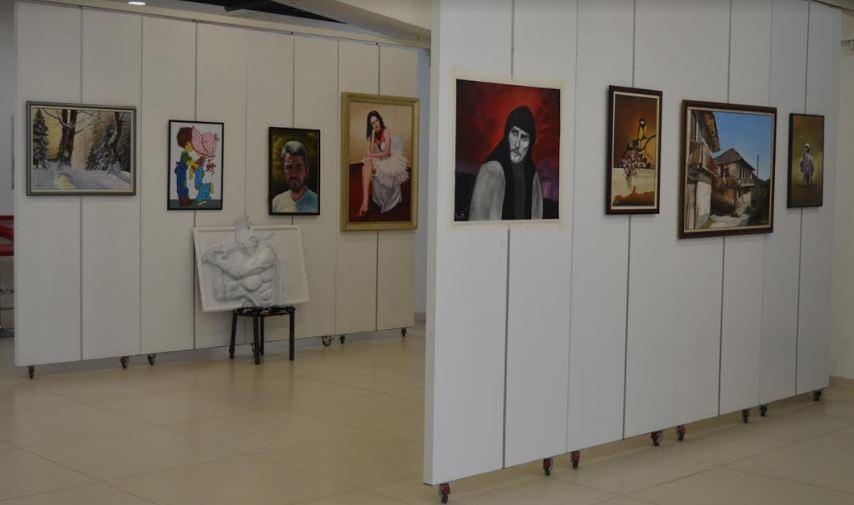 Намален бројот на ликовни уметности и уметници