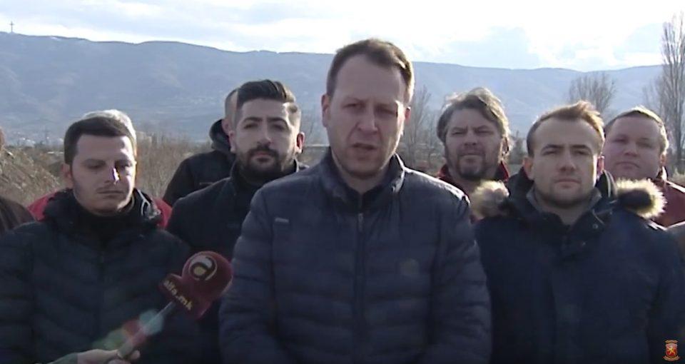 Јанушев: Уште еден доказ за неспособните Заев и СДСМ кои на сите граѓани во оваа држава им донесуваат само црнила