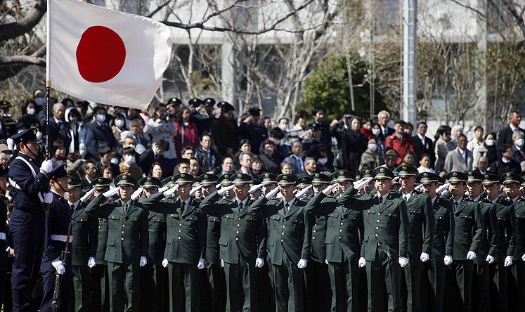 Јапонската Влада одобри рекорден буџет за одбраната