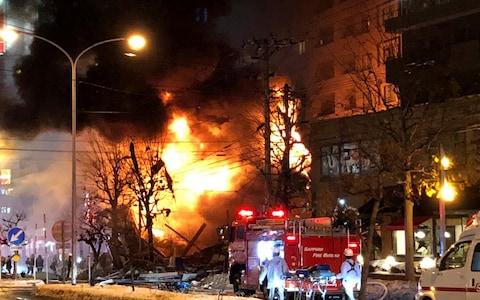 Јапонија: Повредени 42 лица при експлозија во ресторан во Сапоро (ВИДЕО)