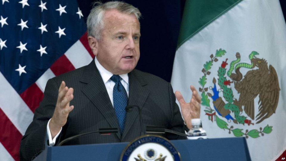 Заменик-државниот секретар на САД Саливан утре во Македонија