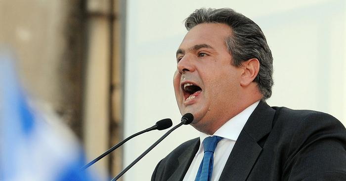 Каменос ќе си поднесе оставка, ако Договорот од Преспа помине во македонското Собрание