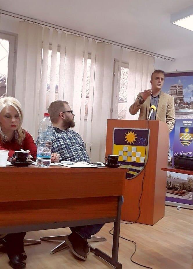 ВМРО-ДПМНЕ во Карпош бара 10 илјади дрва и систем за мерење на загадување во секое маало