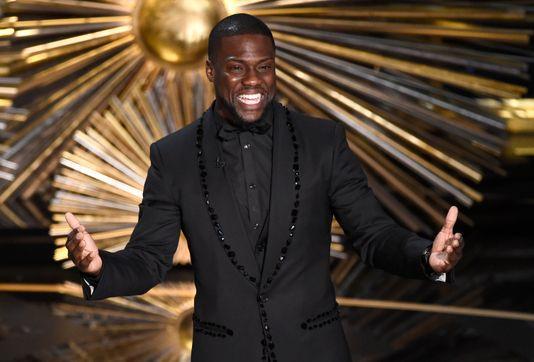 Кевин Харт ќе ги води Оскарите
