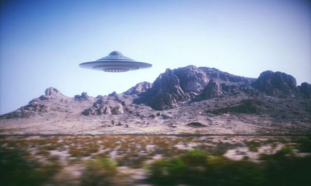 Дали вонземјани ја имаат посетено Земјата?