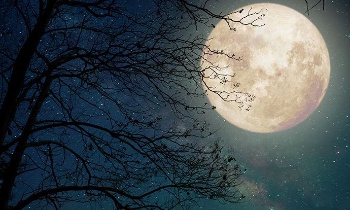 Како полната месечина влијае на луѓето?